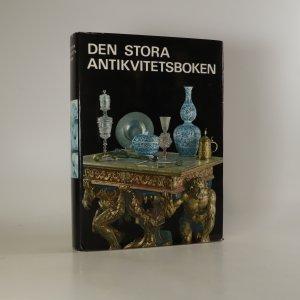 náhled knihy - Den stora antikvitetsboken. (Velká antická kniha)