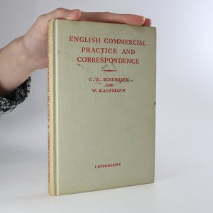 náhled knihy - English commercial practice and correspondence