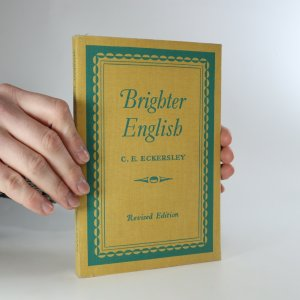 náhled knihy - Brighter English. A Book of Short Stories Plays, Poems and Essays with Exercises