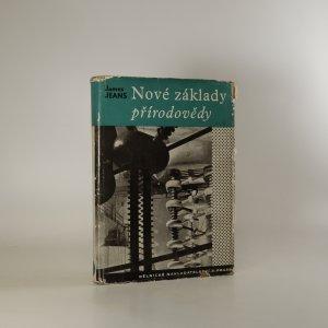 náhled knihy - Nové základy přírodovědy