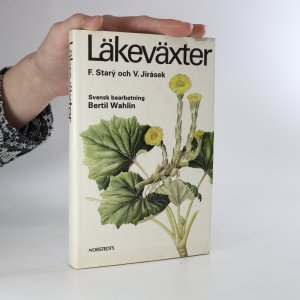 náhled knihy - Läkeväxter (Léčivé rostliny)