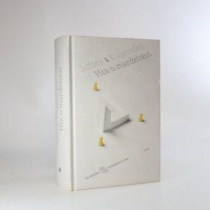 náhled knihy - Hra o manželství
