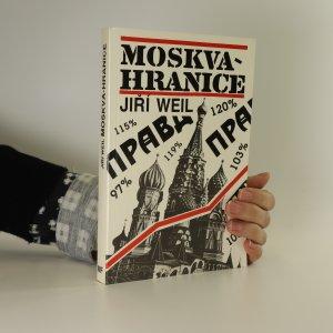 náhled knihy - Moskva-hranice