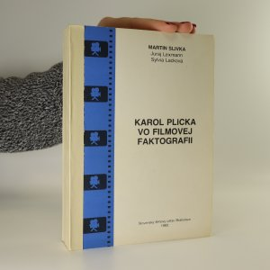 náhled knihy - Karol Plicka vo filmovej faktografii