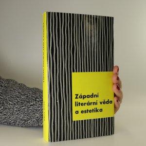 náhled knihy - Západní literární věda a estetika