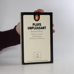 náhled knihy - Plays Unpleasant