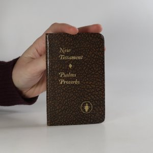 náhled knihy - The New Testament with Psalms and Proverbs