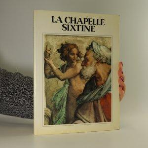 náhled knihy - La chapelle sixtine