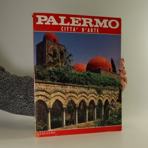 náhled knihy - Palermo. Citta' D'Arte