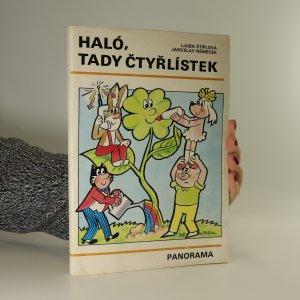 náhled knihy - Haló, tady Čtyřlístek