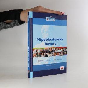 náhled knihy - Hippokratovské hovory. Setkání s osobnostmi české medicíny
