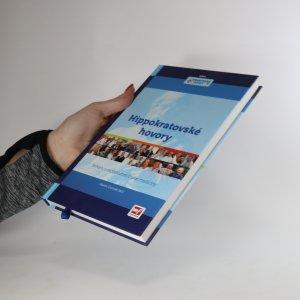 antikvární kniha Hippokratovské hovory. Setkání s osobnostmi české medicíny, 2012
