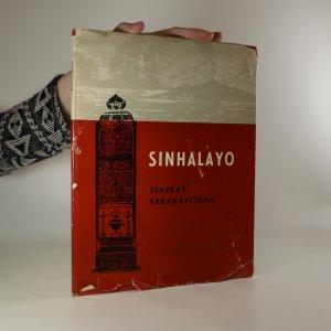 náhled knihy - Sinhalayo