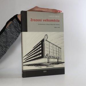 náhled knihy - Zrození velkoměsta. Architektura v obraze Moravské Ostravy 1890-1938