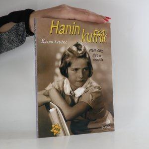 náhled knihy - Hanin kufřík. Příběh dívky, která se nevrátila