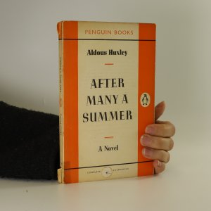 náhled knihy - After many a summer. A novel