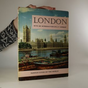 náhled knihy - Famous cities of the world. London
