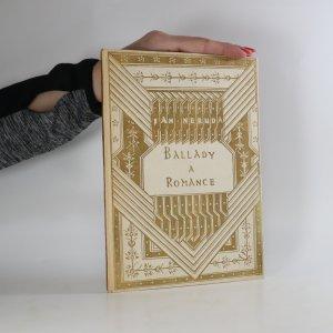 náhled knihy - Ballady a romance (výtisk č. 228)