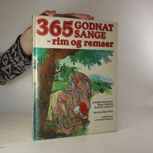 náhled knihy - 365 Godnatsange. Rim og remser