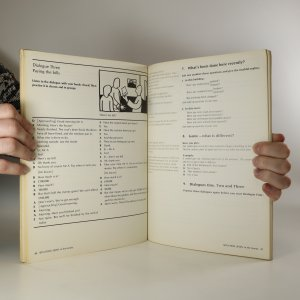 antikvární kniha Talk English. Conversation, Situations and Oral Practice. Teachers and Private Student Book (2 svazky), 1972
