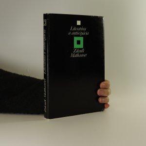 náhled knihy - Literatúra a anticipácia
