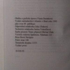 antikvární kniha Jak se dělá chlapec, 1993