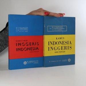 náhled knihy - Kamus Umum. Inggeris-Indonesia. Kamus. Bahasa Indonesia-Inggeris. (2 svazky)