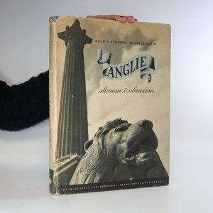 náhled knihy - Anglie slovem i obrazem