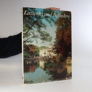 náhled knihy - Lazienki und Belvedere