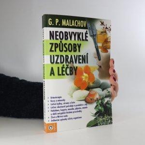 náhled knihy - Neobvyklé způsoby uzdravení a léčby
