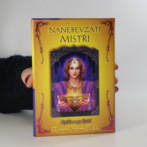 náhled knihy - Nanebevzatí mistři (kniha, 44 karet)