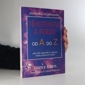 náhled knihy - Těhotenství a porod od A do Z