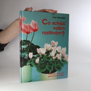 náhled knihy - Co schází vašim rostlinám?
