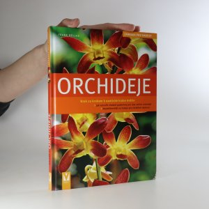 náhled knihy - Orchideje. Krok za krokem k exotické nádheře