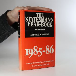 náhled knihy - The Statesman's year-book. 1985-1986