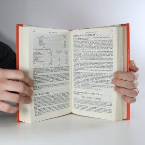 antikvární kniha The Statesman's year-book. 1985-1986, 1985