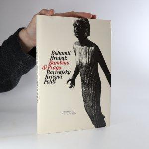 náhled knihy - Bambino di Praga. Barvotisky. Krásná Poldi