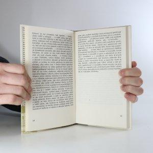 antikvární kniha Městečko, kde se zastavil čas, 1991