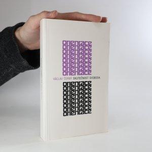 náhled knihy - Skutečnost svoboda