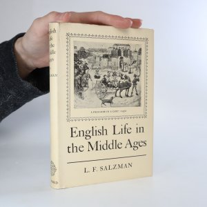 náhled knihy - English Life in the Middle Ages