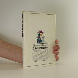 náhled knihy - Ze života pařížské bohémy