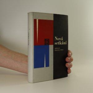 náhled knihy - Nová setkání