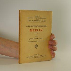 náhled knihy - Merlin. Mythus