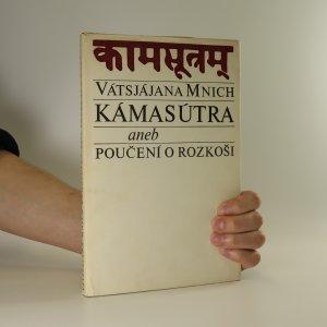 náhled knihy - Kámasútra, aneb, Poučení o rozkoši