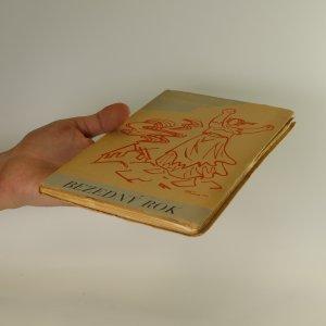 antikvární kniha Bezedný rok, 1939