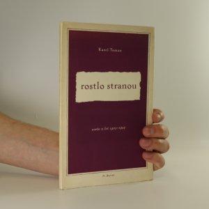 náhled knihy - Rostlo stranou