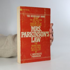 náhled knihy - Mrs Parkinson's law