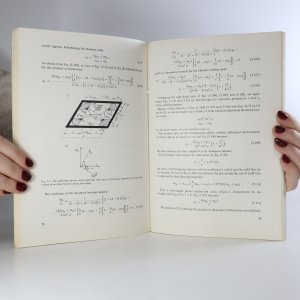 antikvární kniha Limit Analysis, Yield-Line Planning and Yield Fans of Plates, 1987
