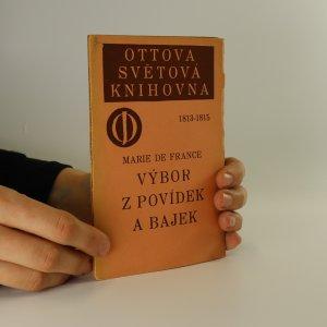 náhled knihy - Výbor z povídek a bajek