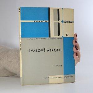 náhled knihy - Svalové atrofie